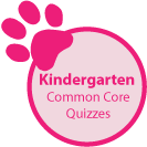 Kindergarten Common Core